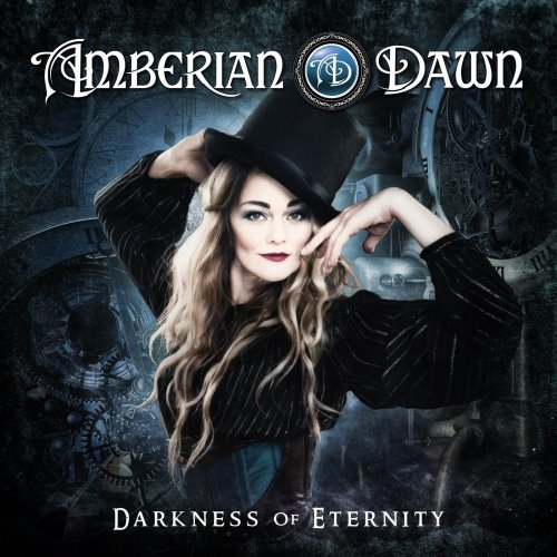 Amberian Dawn - Darkness Of Eternity [Limited Edition] (2017)