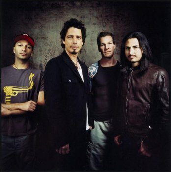 Audioslave - Discography (2002-2006)