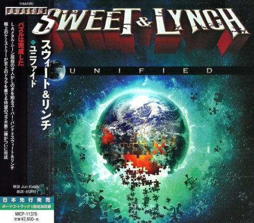 Sweet & Lynch - Unified [Japanese Edition] (2017)