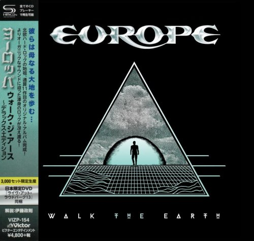 Europe - Walk The Earth [Japanese Edition] (2017)