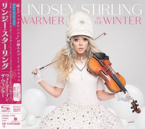 Lindsey Stirling - Warmer In The Winter [Japanese Edition] (2017)