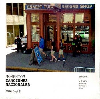 VA - Rockdelux Momentos 2016 Canciones Nacionales Vol. 3 (2017)