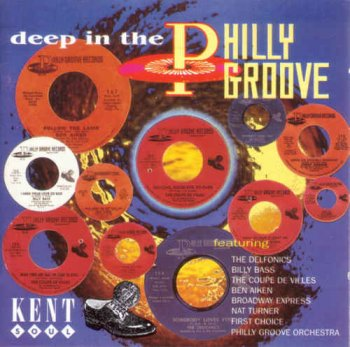 VA - Deep in the Philly Groove (1994)