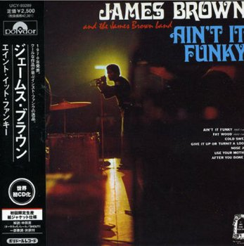 James Brown - Ain't It Funky (1972) [Japanese Remastered 2007]