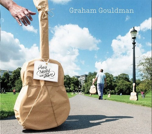 Graham Gouldman (ex-10 CC) - Play Nicely And Share [EP] (2017)