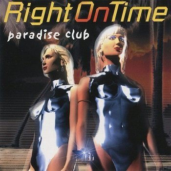 Right On Time - Paradise Club (Japan Edition) (2000)