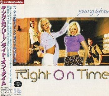 Right On Time - Young & Free (Japan Edition) (1998)