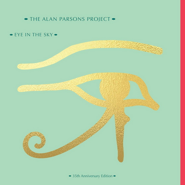 The Alan Parsons Project: 1982 Eye In The Sky • 6-Disc Box Set Sony Music 2017