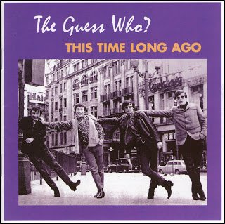 The Guess Who - This Time Long Ago [2 CD] (1966-1968)