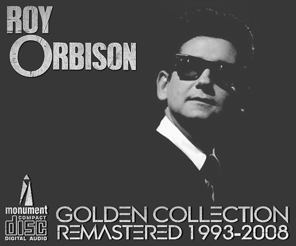ROY ORBISON «Golden Collection 1961-1989» (9 x CD • Monument Records Ltd. • Issue 1993-2008)