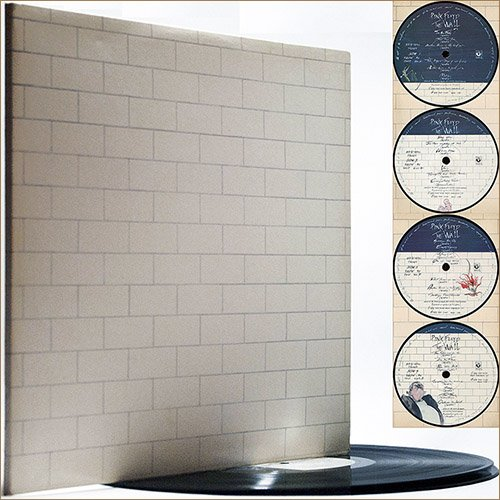 Pink Floyd - The Wall (1979) (Vinyl)