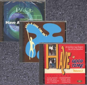 VA - Have A Good Time Volume 1-3 (2003-2006)