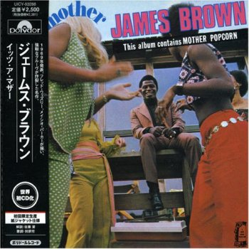 James Brown - It's A Mother (1969) [Japanese Reissue Limited Edition 2007]