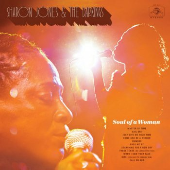 Sharon Jones & The Dap-Kings - Soul of a Woman (2017)