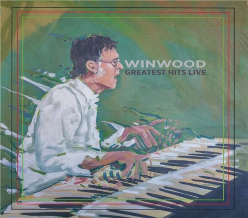 Steve Winwood - Winwood Greatest Hits Live (2CD 2017)