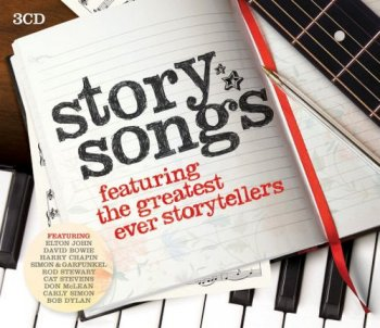 VA - Story Songs [3CD Box Set] (2008)