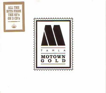 VA - Tamla Motown Gold: The Sound of Young America [3CD Box] (2001)