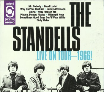The Standells - Live On Tour (1966)