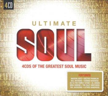 VA - Ultimate... Soul [4CD Box] (2017)