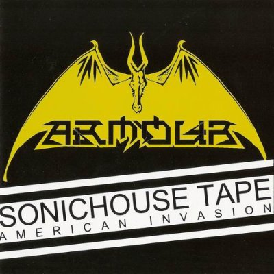 Armour - Sonichouse Tape (American Invasion) 2008