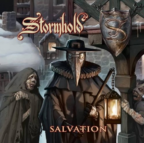 Stormhold - Salvation (2017)