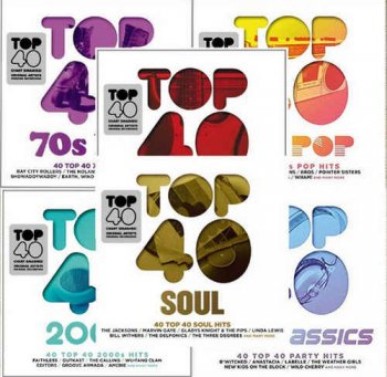 VA - Top 40 - Series Collection (2014)