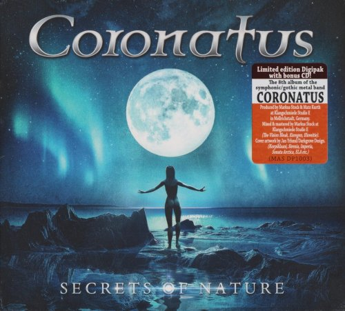 Coronatus - Secrets Of Nature [2CD] (2017)