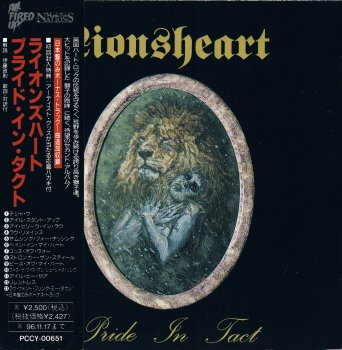 Lionsheart - Pride In Tact (1994)