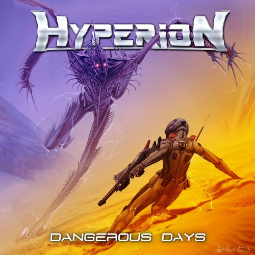 Hyperion - Dangerous Days (2017)