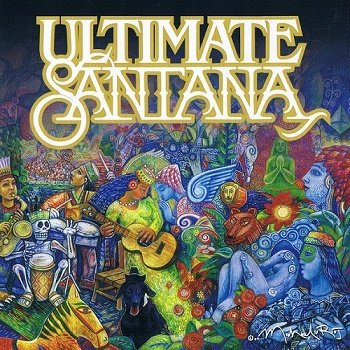 Carlos Santana - Ultimate Santana (2007)