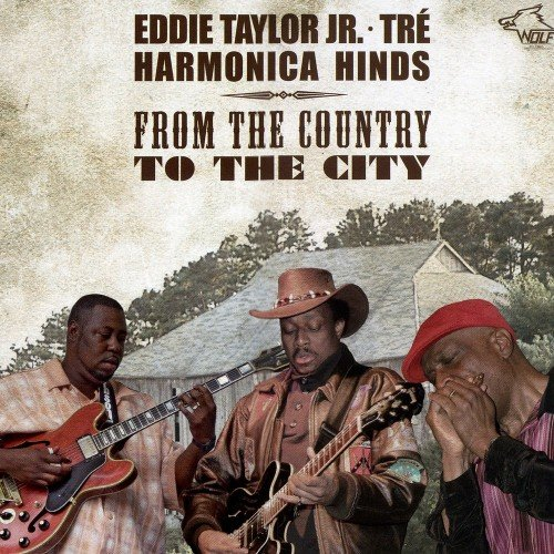 Eddie Taylor Jr. - From The Country To The City (2009)