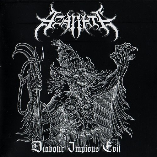 Azarath - Diabolic Impious Evil (2006)