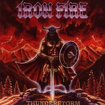 Iron Fire - Thunderstorm (2000)