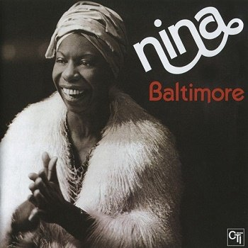 Nina Simone - Baltimore [Remastered 2001] (1978)