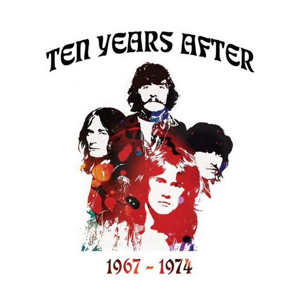 2018 Ten Years After 1967-1974 / 10CD Box Set Chrysalis Records