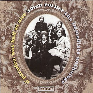 Amen Corner - If Paradise Was Half As Nice. The Immediate Anthology [2 CD] (1969)