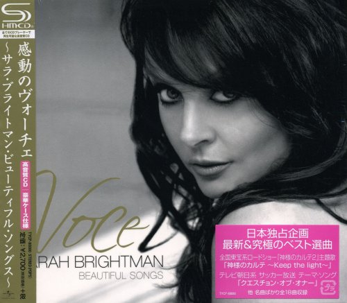 Sarah Brightman - Voce: Beautiful Songs [Japanese Edition] (2014)