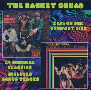 The Racket Squad – The Racket Squad / Corners Of Your Mind (1968 / 1969)