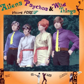 VA - Aliens, Psychos & Wild Things Volume Fore (2007)