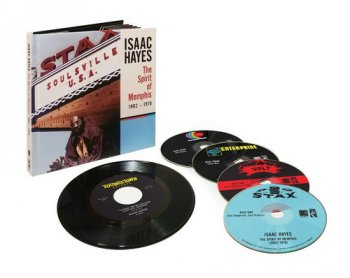 Isaac Hayes - The Spirit of Memphis 1962-1976 (2017)