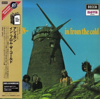 Ashkan - In From The Cold (1969)