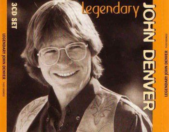 John Denver - Legendary John Denver [3CD Box Set] (1999)