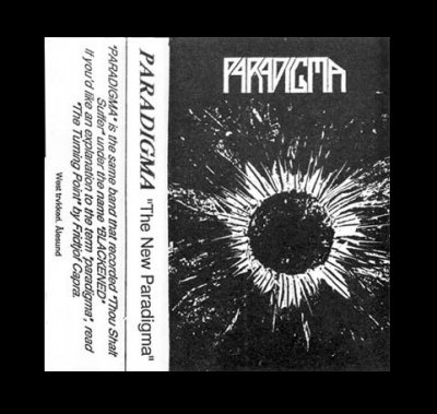 Paradigma - The New Paradigma (Demo) 1991