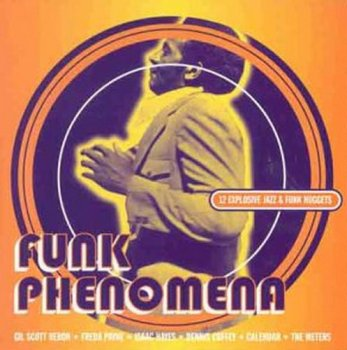 VA - Funk Phenomena (1999)