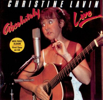 Christine Lavin - Absolutely Live (1981) [Remastered 2000]