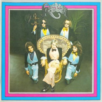 Cockney Rebel - The Human Menagerie (1973)