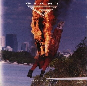 Giant - Time To Burn (1990)