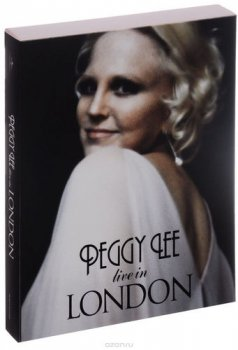 Peggy Lee - Live In London [3CD Box Set] (2015)