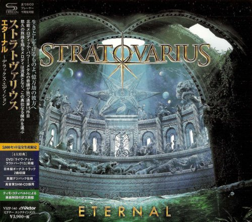 Stratovarius - Eternal [Japanese Edition] (2015) (Lossless)
