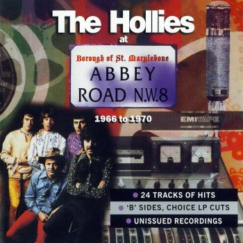 The Hollies - The Hollies At Abbey Road 1966 - 1970 (1998)